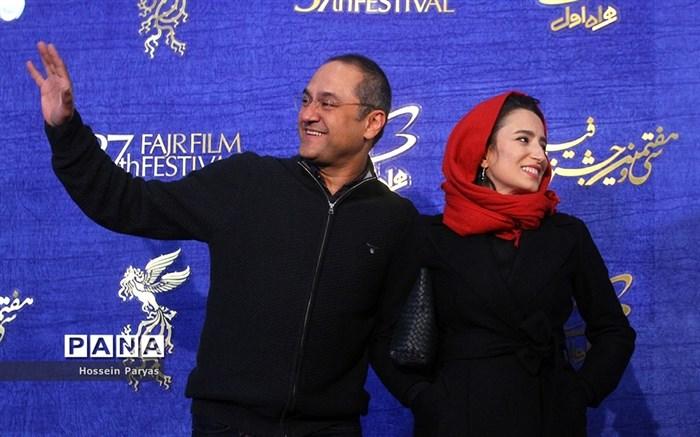 در حاشیه چهارمین روز سی و هفتمین جشنواره فیلم فجر