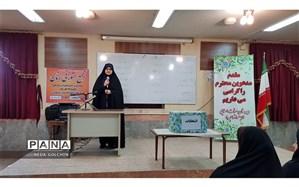 برگزاری انتخابات پارلمان مشورتی زنان در ناحیه 3 اهواز