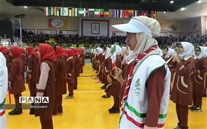برگزاری همایش  ورزشی ۲۰۰۰ نفری دانش آموزی در ناحیه ۲ اهواز