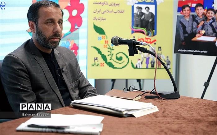 نشست خبری سرپرست سازمان نهضت سواد آموزی