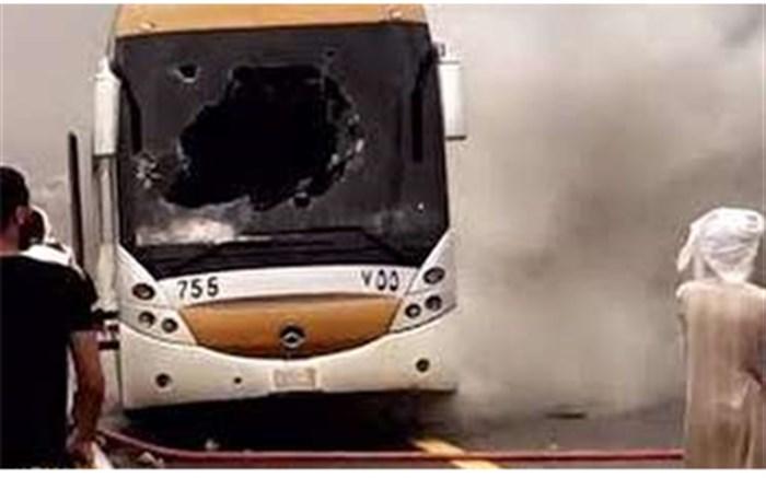 حمله تروریستی به اتوبوس حامل زائران پارس آبادی