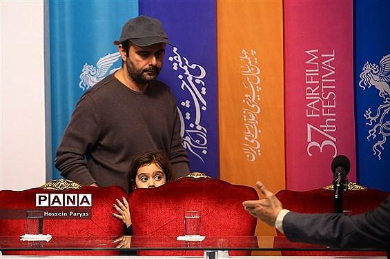 نشستهای پرسش و پاسخ فیلمهای ششمین روز سی و هفتمین جشنواره فیلم فجر