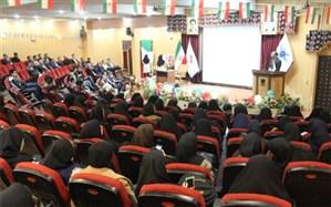 گرامیداشت چهلمین سالگرد پیروزی انقلاب اسلامی در دانشگاه آزاد اسلامی واحد اسلامشهر