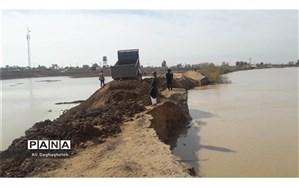 300 نقطه خطرپذیر در حوضههای آبریز خوزستان شناسایی شد