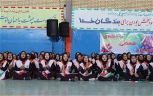 مدیر آموزش و پرورش اسلامشهر :  حضوردانش آموزان در تشکل پیشتازان  تمرین الفبای زندگی و چگونه زیستن در چارچوب قوانین است