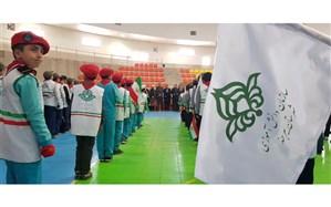 مدیر سازمان دانش آموزی خراسان جنوبی :شرکت یک هزار دانش آموز عضو تشکل ها در همایش یاوران انقلاب