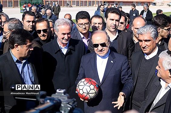سفر یک روزه وزیر ورزش و جوانان به استان آذربایجان شرقی