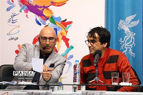 نشستهای پرسش و پاسخ فیلمهای هفتمین روز سی و هفتمین جشنواره فیلم فجر