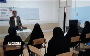 دوره آموزشی خبرنگاری دانش آموزی پانا در زواره برگزار شد
