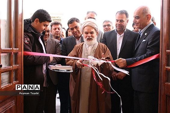 افتتاح دبیرستان خیرساز بنیاد فرهنگی مصلینژاد در سمنان- 2