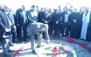 افتتاح پروژه های آموزشی و پرورشی منطقه ایلخچی استان آذربایجان شرقی