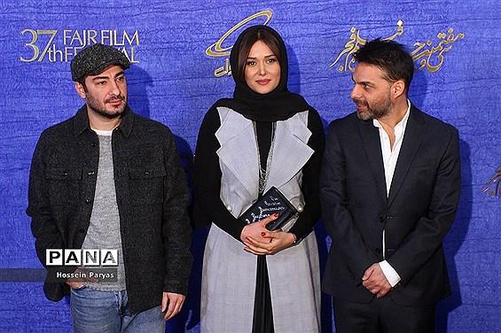 در حاشیه هشتمین روز سی و هفتمین جشنواره فیلم فجر