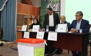 انتخابات مجامع اعضاء و مربیان سازمان دانش آموزی کهگیلویه و بویراحمد برگزار گردید