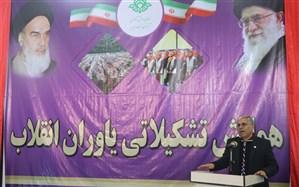 برگزاری همایش تشکیلاتی یاوران انقلاب با حضور 1000 دانش آموز درتربت حیدریه