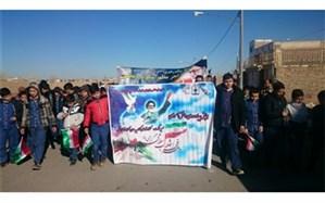 همایش پیاده روی و جشن چهلمین سالگرد پیروزی انقلاب اسلامی