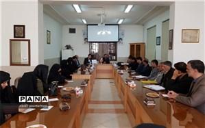 گردهمایی معاونان و مربیان پرورشی شهرستان نایین برگزار شد