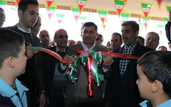 افتتاح مدرسه قلم