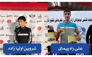 کسب دو عنوان نخست کشوری در مسابقات ورزشی توسط دانش آموزان ملارد