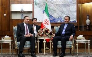 جهانگیری: رابطه تهران و بغداد مستحکم و غیرقابل تخریب است