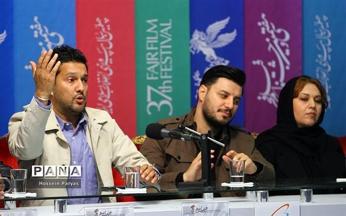 نشستهای پرسش و پاسخ فیلمهای نهمین روز سی و هفتمین جشنواره فیلم فجر