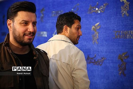 در حاشیه نهمین روز سی و هفتمین جشنواره فیلم فجر