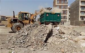 نظارت کامل و هوشمند بر مدیریت نخالههای ساختمانی در شهر تهران