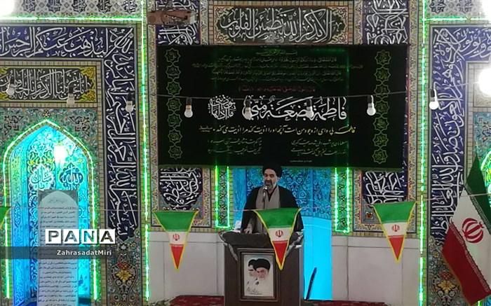 نمازجمعه ی خاورشهر