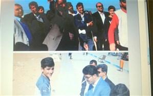 جشنواره مسابقات ورزشی دانش آموزان متوسطه اول منطقه دلوارآغاز شد