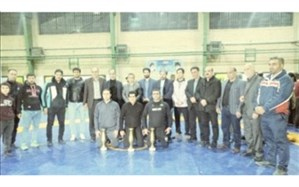برگزاری مسابقات کشتی آزادجام شهدای فشافویه