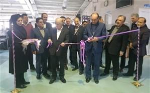 نخستین خط تولیدکنتورهای بازار برق در استان البرز راه اندازی شد