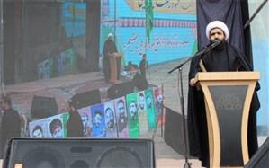 تجمع بزرگ فاطمیون در اسلامشهر
