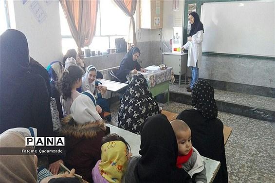 اردوی جهادی معاینات پزشکی در اسلامشهر