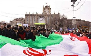 مسیرهای راهپیمایی یوم الله 22بهمن در تبریز  اعلام شد