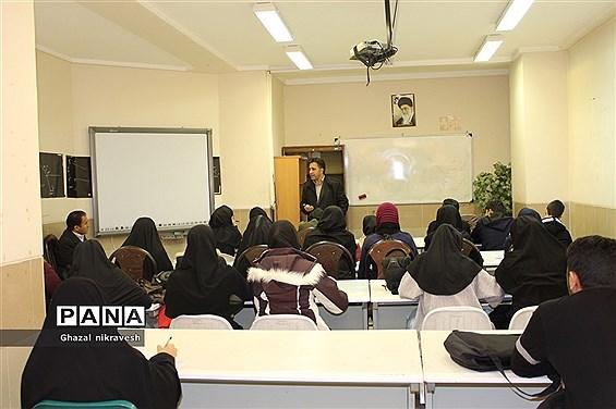 برگزاری کارگاه آموزش خبرنگاری