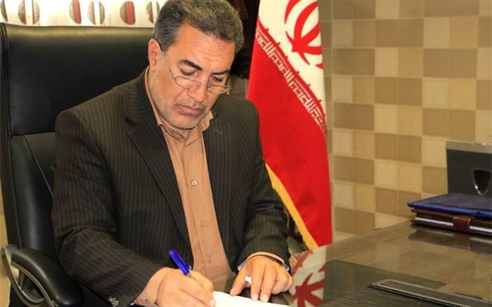 علی عسکر نجفی مدیر کل آموزش و پرورش فارس