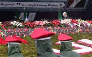 روحانی: در این 40 سال اسلامیت و جمهوریت از ما حراست و حفاظت کرد