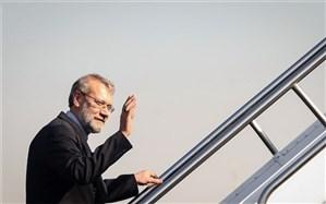 تاکید لاریجانی بر گسترش روابط اقتصادی بین ایران و ژاپن