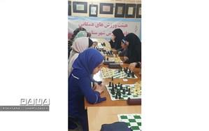 پایان  مسابقات شطرنج بانوان گرامیداشت دهه مبارک فجر در امیدیه
