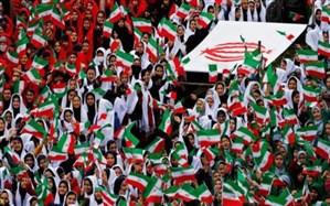 خروش مردم سمنان در جشن چهلمین سالگرد انقلاب