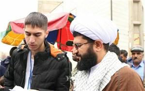 امام جمعه شهر قدس :  راهپیمایی  بیست و دوم بهمن امیدوارکننده برای تمام هواداران انقلابی  بود