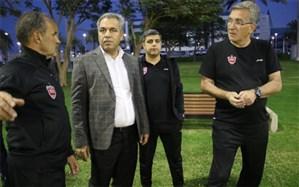 ایرج عرب: خواسته برانکو برای فسخ قرارداد قانونی نیست