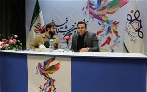 برگزاری نشست اصحاب رسانه با بازیگر فیلم غلامرضا تختی در اسلامشهر