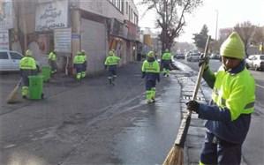 افتتاح 15 پروژه شهری درمنطقه 20 در دهه فجر 97