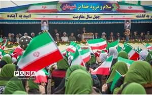 مدیر کل آموزش و پرورش کرمانشاه: حضور باشکوه فرهنگیان در جشن چهلسالگی انقلاب چشمگیر بود