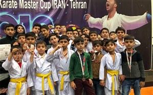 درخشش هنر جویان آکادمی نوروزی در مسابقات ببین المللی تهران