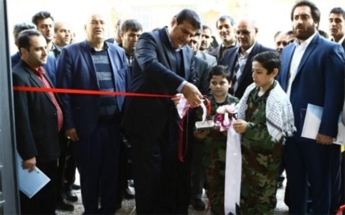 افتتاح دفتر خیرین مدرسه ساز