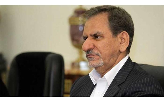 جهانگیری درگذشت برادر سردار حسین دهقان را تسلیت گفت