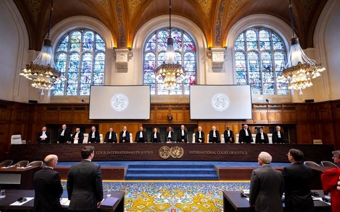 دادگاه لاهه رای خود را درباره شکایت ایران از آمریکا اعلام می کند