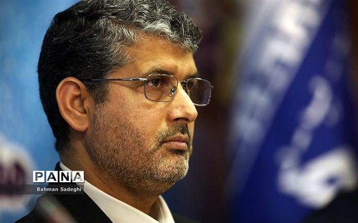 نشست خبری رئیس سازمان نهضت سواد آموزی