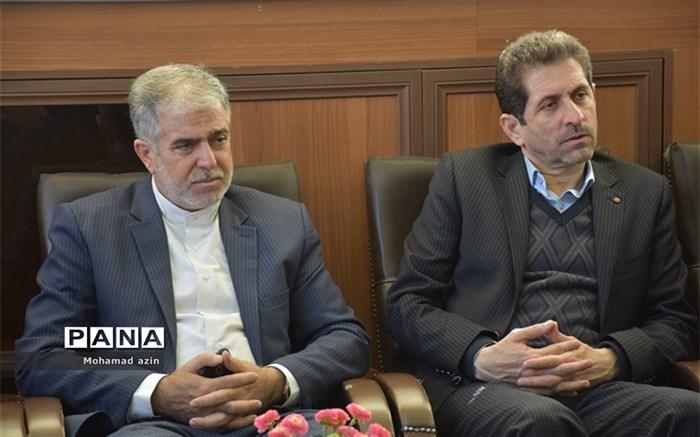 نماینده کرمانشاه در مجلس شورای اسلامی:آموزش و پرورش زیربنای تحولات فرهنگی جامعه است
